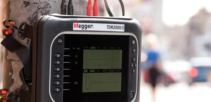 Telecom testing equipment