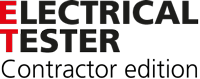 Electrical Tester Contractor edition