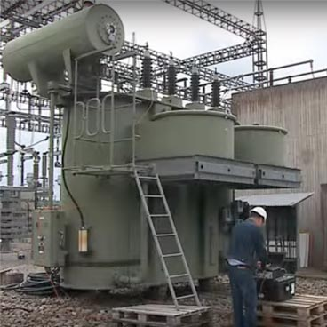 HV transformer testers to improve transformer life management