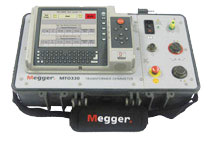 MTO330 transformer ohmmeter