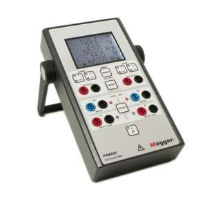 PAM420 phase angle meter