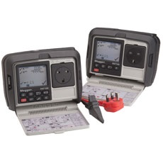 PAT100 series portable appliance testers