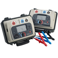 MIT1525 and S1-1568 15 kV insulation testers