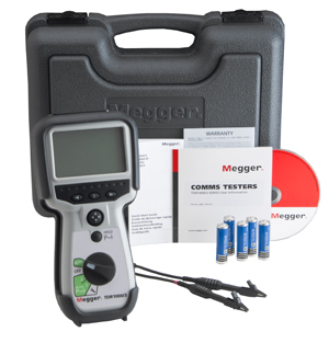TDR1000/3 time domain reflectometer