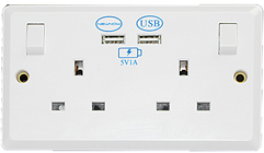 usb plug socket recent development in socket outlet design has sought to introduce a low cost fix for the householder by exchanging standard bs