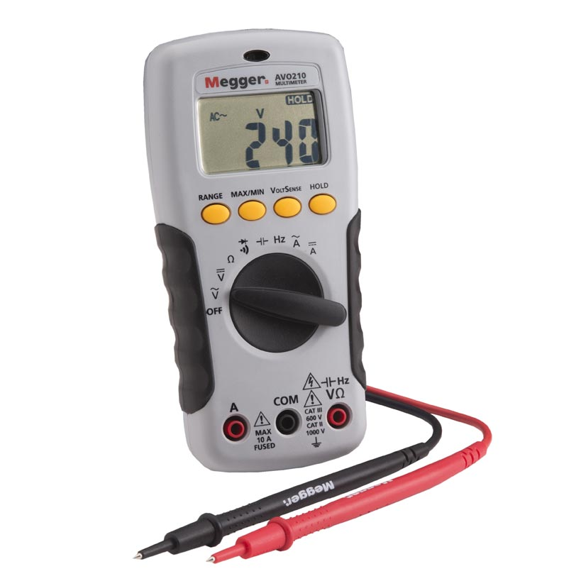 handlicher Multimeter