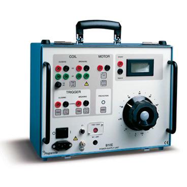 Hilfsspannungslösung für Leistungsschalter