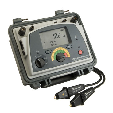 10 Amp Digital Low Resistance