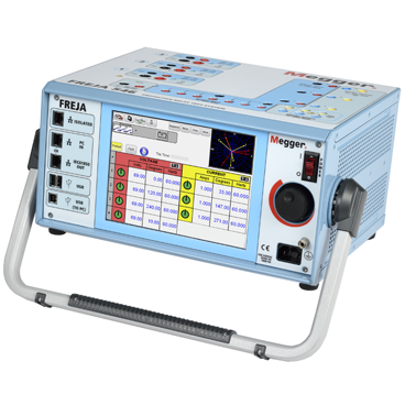 FREJA 546 - Système de test de relais
