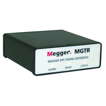 Megger GPS Timing Reference
