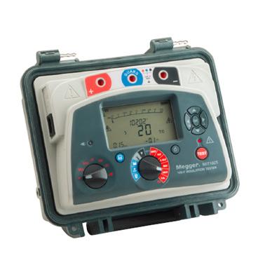 10 kV diagnostic insulation resistance tester