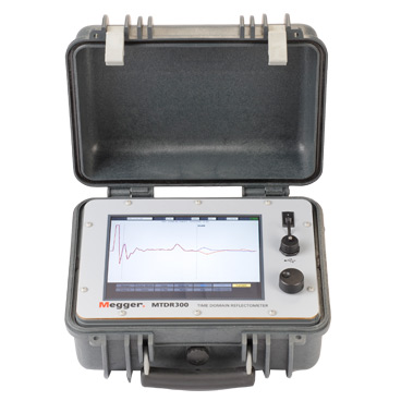 MTDR300 - 3-phase Time Domain Reflectometer