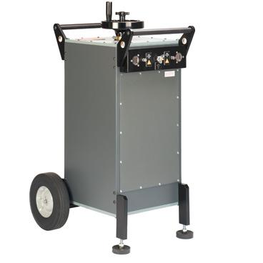 Capacitance range extender