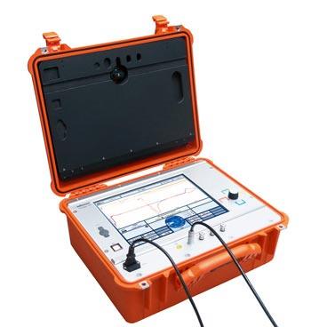 Reflektometer, Reflexionsmessgerät zur Kabelfehlerortung