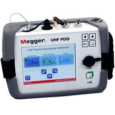 Handheld online PD substation surveying system